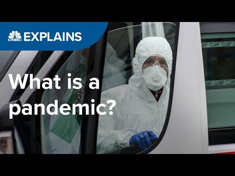 What is a pandemic? | CNBC Explains