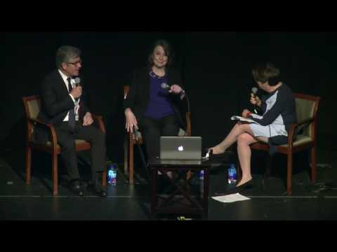 Virginia Dwan in conversation with James Mayer and Stephanie Barron