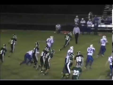 Nick Evans Junior Year Lake Shore Senior High School Football
