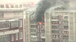 Взрыв дома в Томске