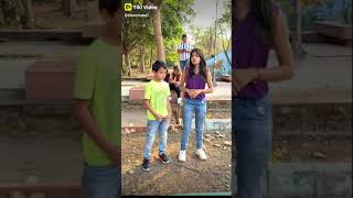 gift funny video Indian funny video on the girl in India funny prank video short video Tik Tok video