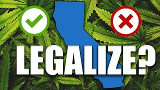 What Will Happen If California Legalizes Pot?