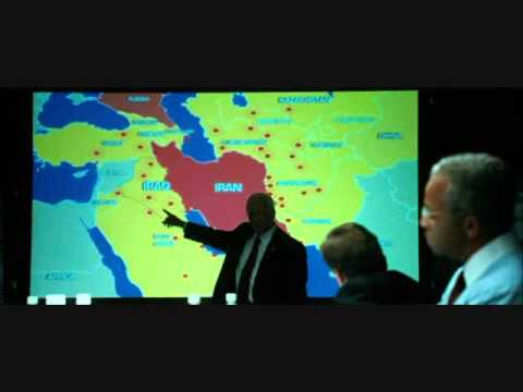 Control Iran.  Control Eurasia.  Control the world!