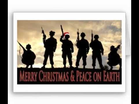 Camouflage And Christmas Lights - Camouflage And Christmas Lights - YouTube