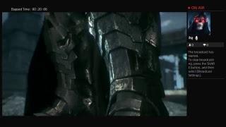 Batman arkham knight-saving the city