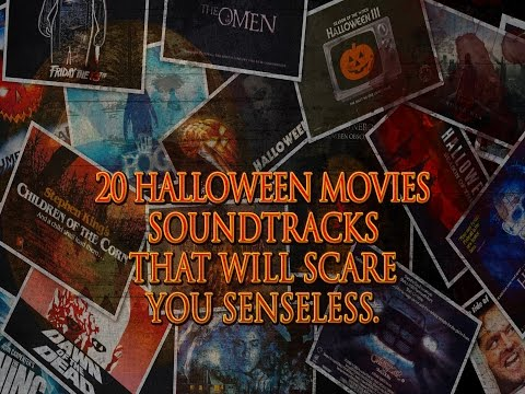20 Best Horror Film Scores & Movie Soundtracks to Haunt You This Halloween 2016 [Horror Music]