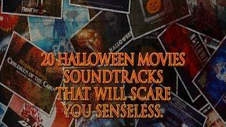 20 Best Horror Film Scores & Movie Soundtracks to Haunt You This Halloween 2016 [Horror Music]