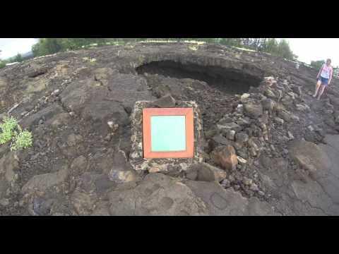 Ancient Wonder: Petroglyph Sites On Big Island, Hawaii-UHD 4K
