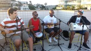 Grupo Samba de grife- Bebado equilibrista/  Papel machê/ Tia nastacia.