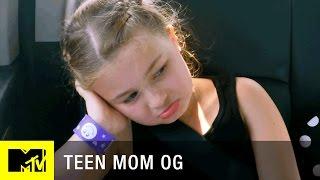 does leah have a crush at school official sneak peek   mtv teen mom season 6