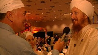 Visiting with Huell Howser Sikhs