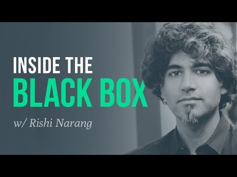 Inside the black box and high frequency trading w/ Rishi Narang (Money & Speed)