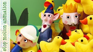 Ben & Holly's Little Kingdom toys Hard times Stop Motion Animation new english episodes 2017 HD