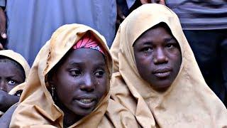 «Боко харам» отпустила из плена 100 нигерийских школьниц