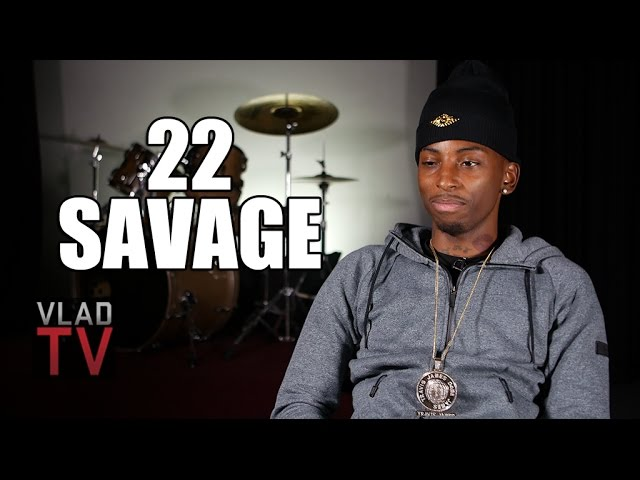 "22 Savage Says He Doesn't Think About Pending Murder Trial, ""F**k it"""