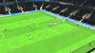 F.C. Porto vs FC Bayern M�nchen - Golo de Carlos Man� 52 minutos