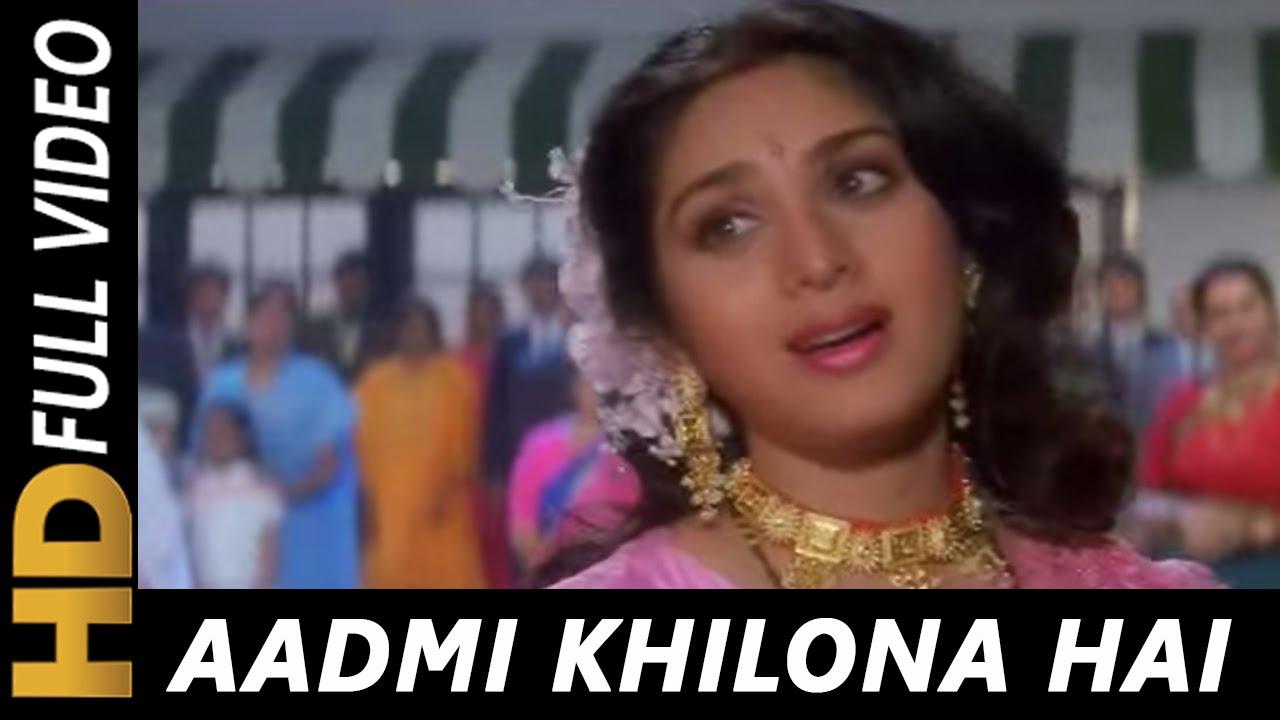 Aadmi Khilona Hai (1993) Full Hindi Movie | Jeetendra ...