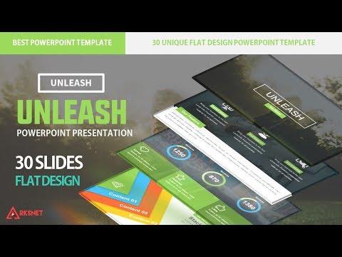 UNLEASH - MORPH PowerPoint Template | FREE DOWNLOAD