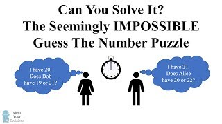 The Seemingly IMPOSSIBLE Guess The Number Logic Puzzle thumbnail