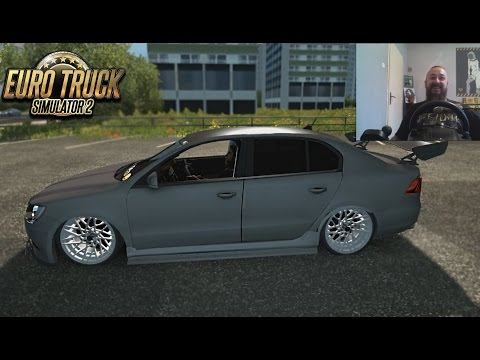 Modirani Euro Truck Simulator 2 - Skoda Superb Ep14