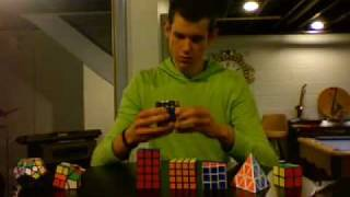 cube marathon i know i call the magaminx a pyraminx shut up