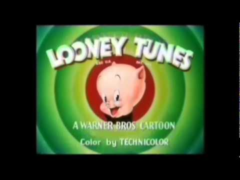 Looney Tunes Intros And Closings (1930-1969)
