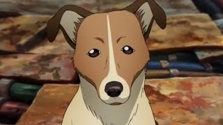 Space Dandy Episode 8 Review - Laika the Soviet Space Dog スペース☆ダンディ
