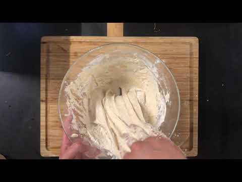 Como hacer Masa Pizza, Receta Italiana Casera