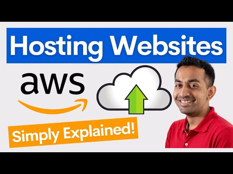 1. Hosting a website on AWS with S3, CloudFront and Route53