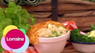 Bill Granger's Chicken And Leek Pot Pies | Lorraine