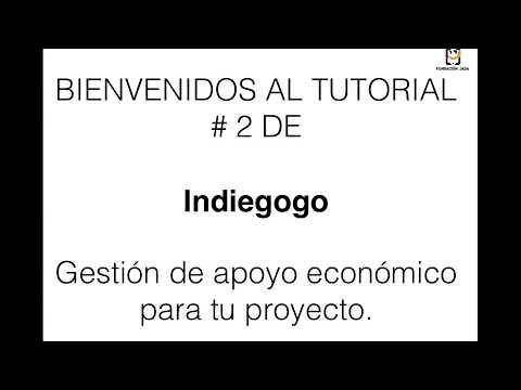 Tutorial Indiegogo 2 __