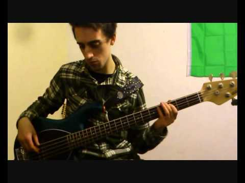 Red Hot Chilli Peppers: Readymade Bass Cover- Barry Enright