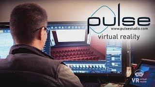 PulseStudio creates custom VR content for Oculus Go's at corporate event