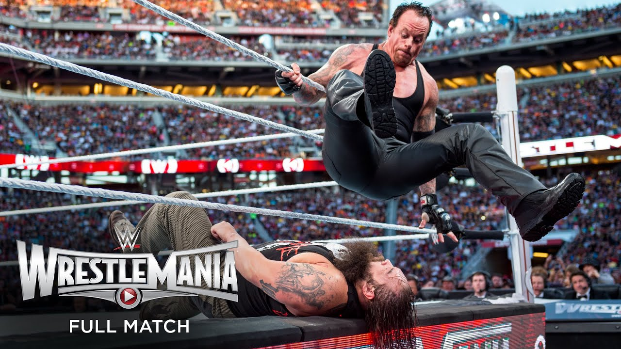 Download FULL MATCH - Undertaker vs. Bray Wyatt: WrestleMania 31