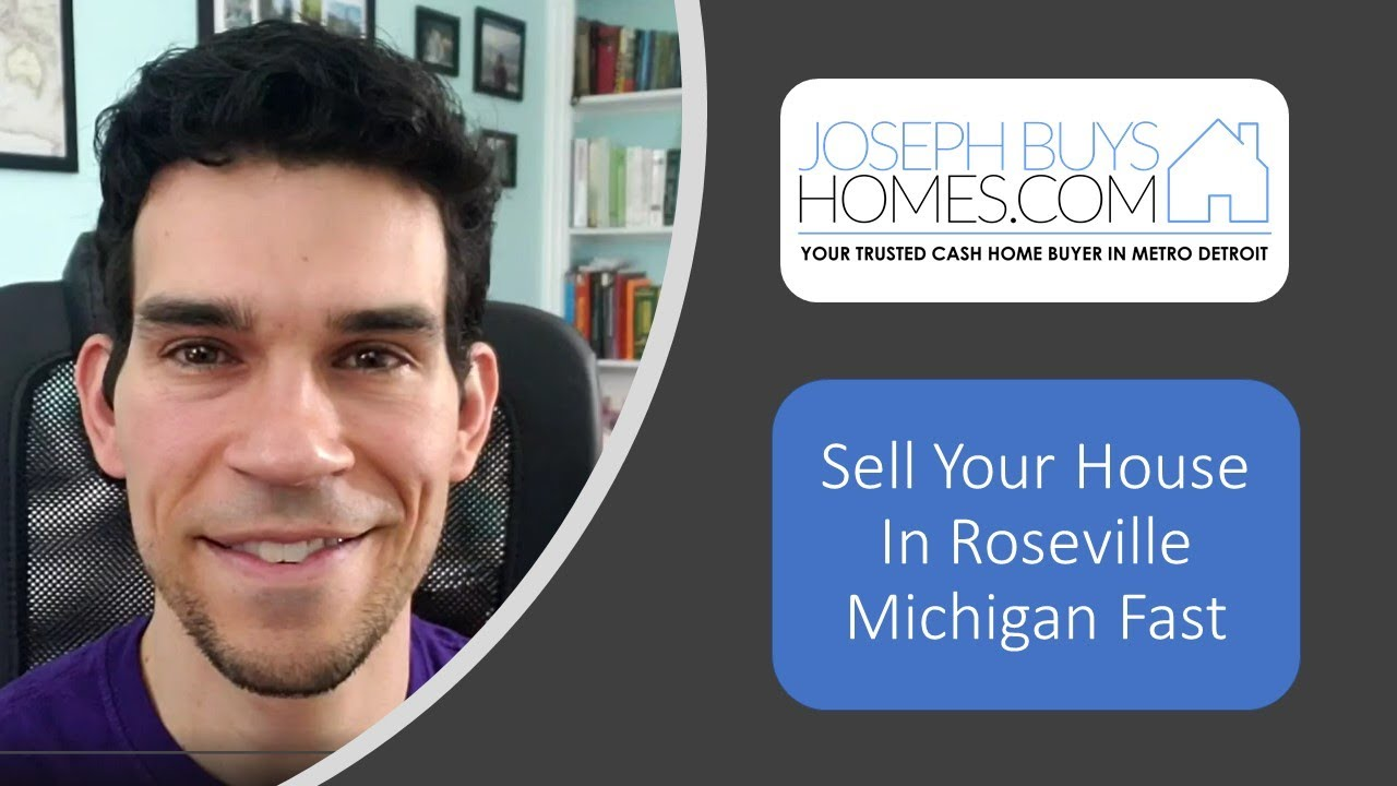 Sell Your House in Roseville MI Fast | CALL 586.991.3237 | We Buy Houses Fast Detroit