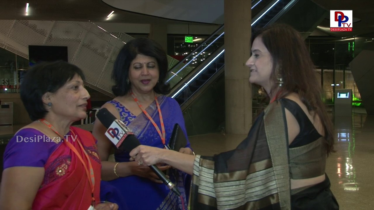 Life members of South Asian Film Festival feel proud and speaks to DesiplazaTV || DFWSAFF || Dallas