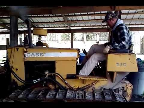 Case 310 Bulldozer