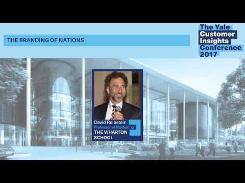 David Reibstein, Wharton: The Branding of Nations