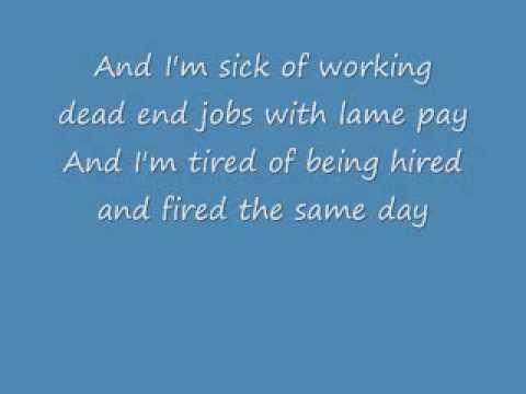 Eminem-Rock Bottom lyrics