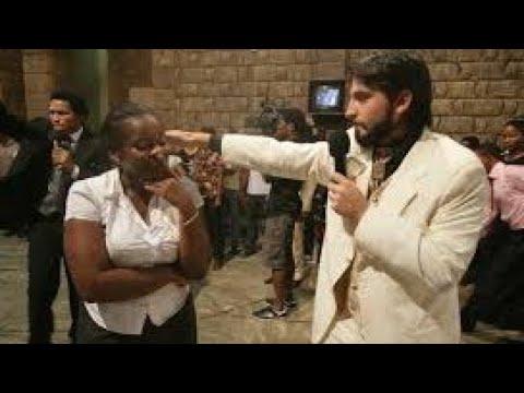 TB Joshua's rogue pastor John Chi visits Shepherd Bushiri