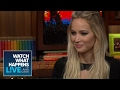 A Year In The Wife With Jennifer Lawrence | WWHL