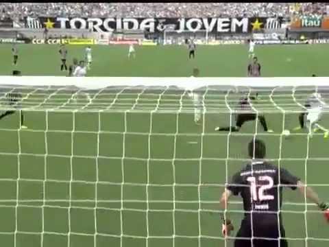 Melhores Momentos De Santos 3 X 1 São Paulo No Campeonato Paulista 2013