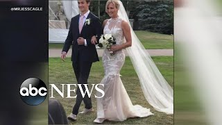 'Good Morning America' anchor Lara Spencer gets married