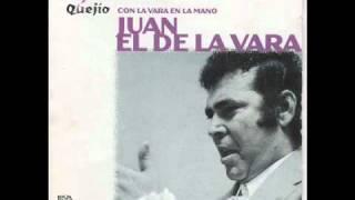 4 UN HIJO DECÍA A SU PADRE. Fandangos. JUAN EL DE LA VARA. Guitarra: Melchor de Marchena