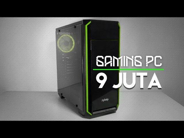 PC GAMING 9 JUTA / $650 : GTA 5 & PUBG GAS POLL!!