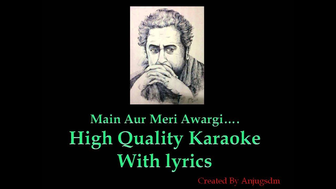 Bali Umar Ne Mera Haal Lyrical Video | Awaargi | Lata ...