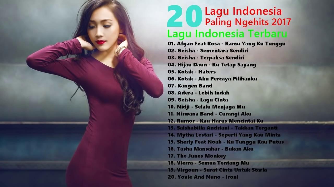 Lirik 21 Lagu Pop Indonesia Terbaru Hits Indo 2016 Joox Mp3 [1.56 MB]   Music Stadium