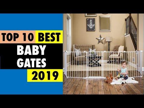Best Baby Gates 2019 | Top 10 Baby Gates