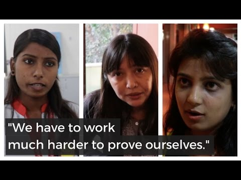 What Is It Like To Be A Working Woman In India? | Youth Ki Awaaz