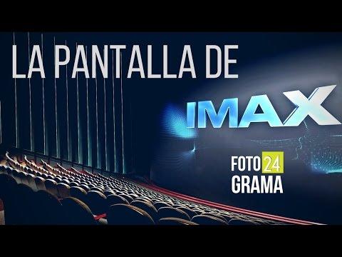 La Pantalla de IMAX | Fotograma 24 con David Arce